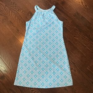 Jude Connolly Lisa dress blue white size S